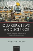 Cover for Quakers, Jews, and Science