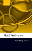 Cover for Plural Predication