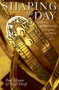 Cover for Shaping the Day