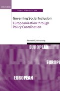 Cover for Governing Social Inclusion