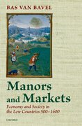 Cover for Manors and Markets