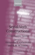 Cover for Serial Verb Constructions