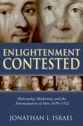 Cover for Enlightenment Contested