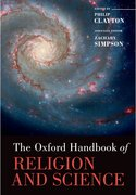 Cover for The Oxford Handbook of Religion and Science
