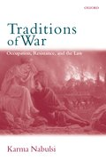 Cover for Traditions of War