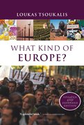 Cover for What Kind of Europe?
