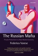 Cover for The Russian Mafia