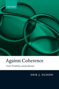 Cover for Against Coherence