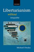 Cover for Libertarianism without Inequality