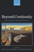 Cover for Beyond Continuity