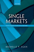 Cover for Single Markets