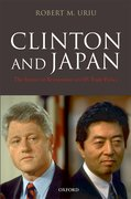 Cover for Clinton and Japan