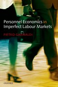 Cover for Personnel Economics in Imperfect Labour Markets