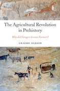 Cover for The Agricultural Revolution in Prehistory