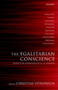Cover for The Egalitarian Conscience