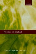 Cover for Plotinus on Intellect