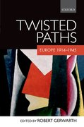 Cover for Twisted Paths