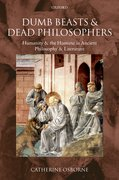 Cover for Dumb Beasts and Dead Philosophers