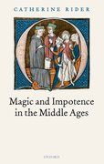 Cover for Magic and Impotence in the Middle Ages