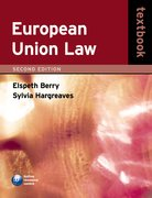 Berry and Hargreaves: European Union Law textbook 2e