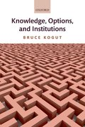 Cover for Knowledge, Options, and Institutions