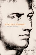 Cover for Schiller As Philosopher