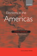 Cover for Elections in the Americas: A Data Handbook
