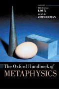Cover for The Oxford Handbook of Metaphysics