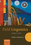 Cover for Field Linguistics