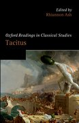 Cover for Oxford Readings in Tacitus