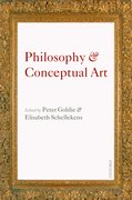 Cover for Philosophy and Conceptual Art