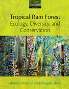 Cover for Tropical Rain Forest Ecology, Diversity, and Conservation