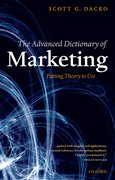 Cover for The Advanced Dictionary of Marketing