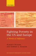 Cover for Fighting Poverty in the US and Europe