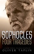 Cover for Sophocles: Four Tragedies