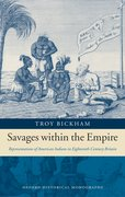 Cover for Savages within the Empire