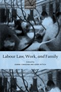 Cover for Labour Law, Work, and Family