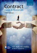 Beale, Bishop & Furmston: Contract: Cases and Materials 5e