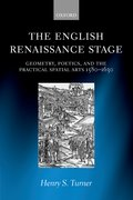 Cover for The English Renaissance Stage