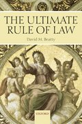 Cover for The Ultimate Rule of Law