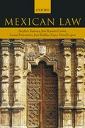 Cover for Mexican Law