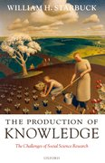 Cover for The Production of Knowledge