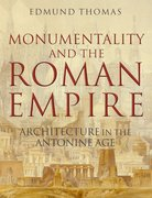 Cover for Monumentality and the Roman Empire