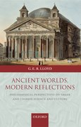 Cover for Ancient Worlds, Modern Reflections