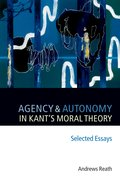 Cover for Agency and Autonomy in Kant
