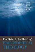 Cover for The Oxford Handbook of Philosophical Theology