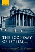 Cover for The Economy of Esteem
