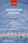 Cover for The Phonology of Italian