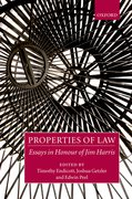 Cover for Properties of Law
