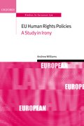 Cover for EU Human Rights Policies